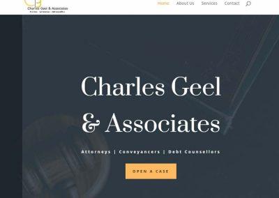 Charles Geel